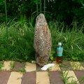根っこ・幹の流木(小)「玄英」