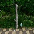 根っこ・幹の流木(小)「曇天」